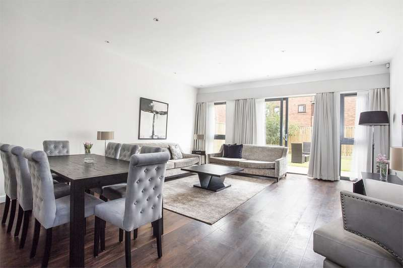 5 Bedrooms Terraced House for rent in Gunnersbury Mews, Chiswick, London, W4