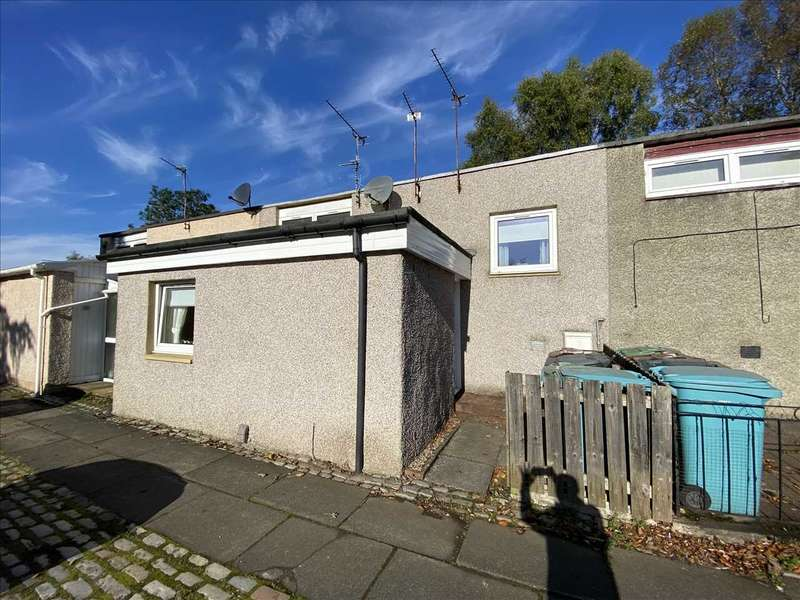 3 Bedrooms Terraced House for sale in Balloch View, Cumbernauld