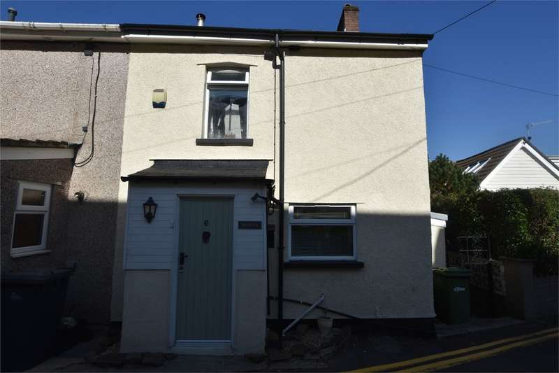 2 Bedrooms Terraced House for sale in Albion Terrace, Blackwood, Caerphilly