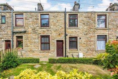 2 Bedrooms Terraced House for sale in Halstead Street, Worsthorne, Burnley, Lancashire