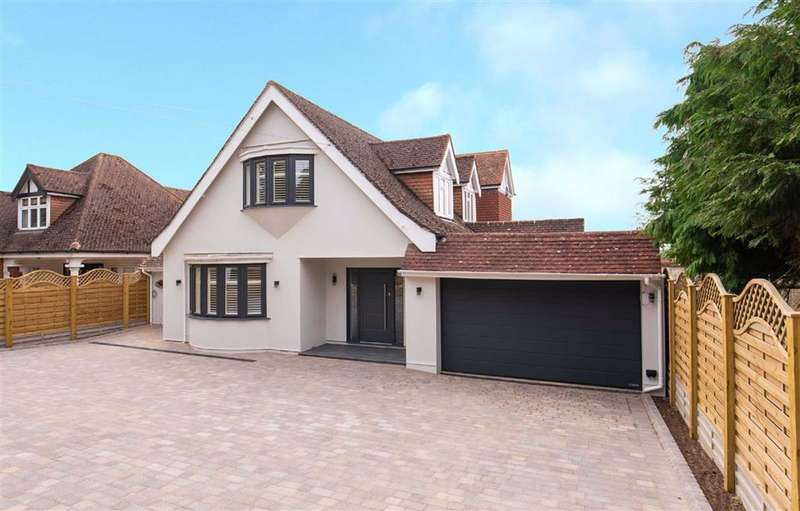 4 Bedrooms Detached House for sale in The Ridgeway, Northaw, Hertfordshire