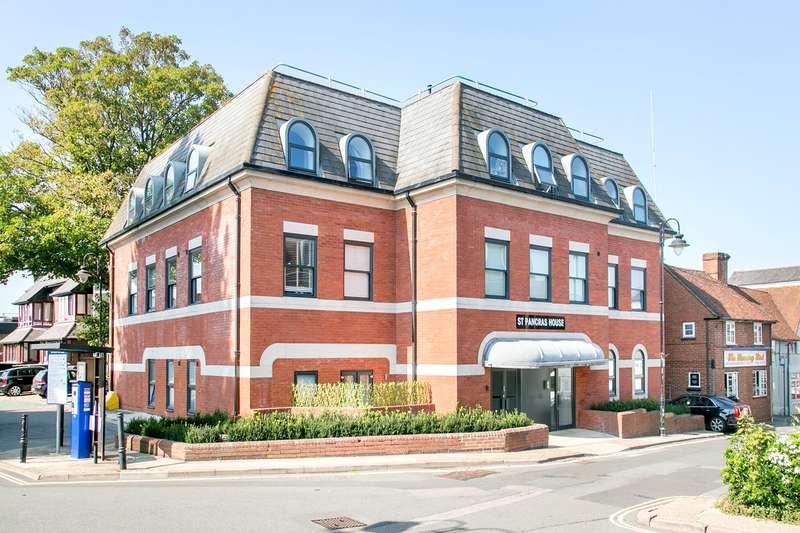 1 Bedroom Apartment Flat for sale in Jacobs Yard, Basingstoke, RG21