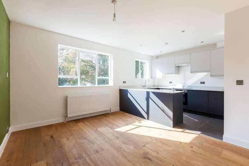 1 Bedroom Flat for sale in Aberdeen Park, Islington, N5
