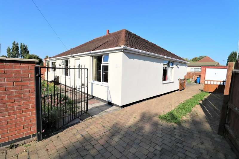 4 Bedrooms Detached Bungalow for sale in Shelley Street, Loughborough