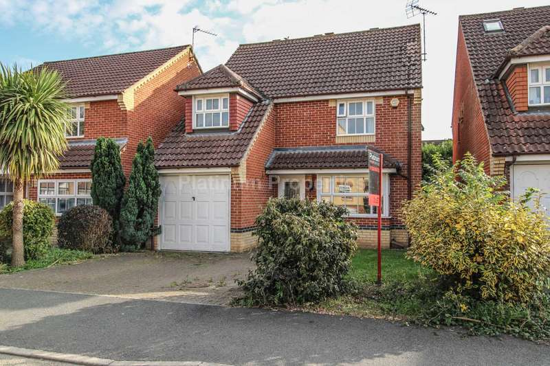 4 Bedrooms Detached House for rent in Field End, Witchford