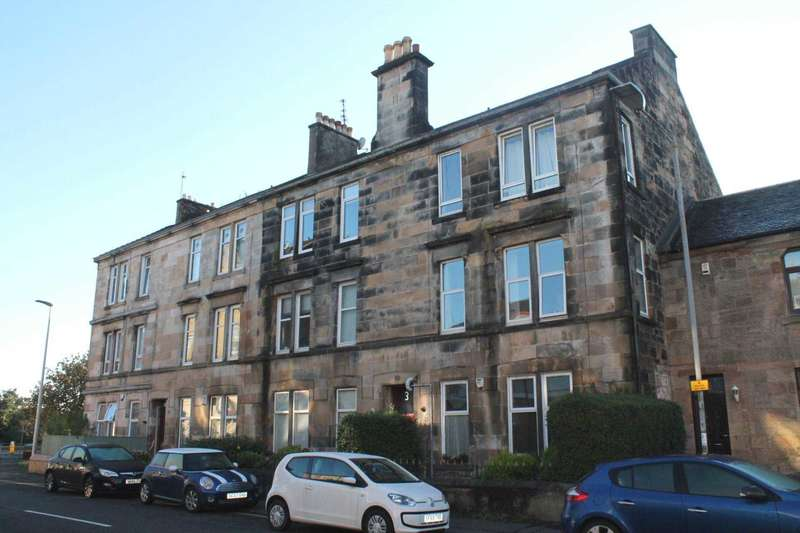 1 Bedroom Flat for rent in Calside, Paisley, PA2 6DA