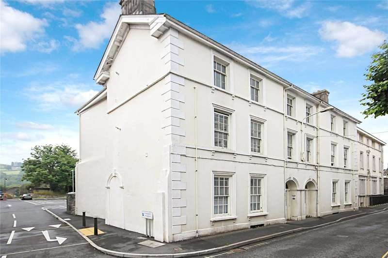 2 Bedrooms Apartment Flat for sale in 5-6 Glamorgan Street, Brecon, Powys, LD3 7DW