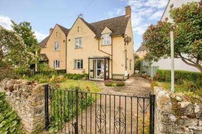 3 Bedrooms Semi Detached House for sale in School Road, Alderton, Tewkesbury, Gloucestershire
