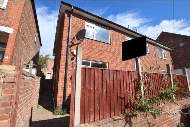3 Bedrooms Semi Detached House for sale in Thorneywood Rise, Thorneywood, Nottinghamshire