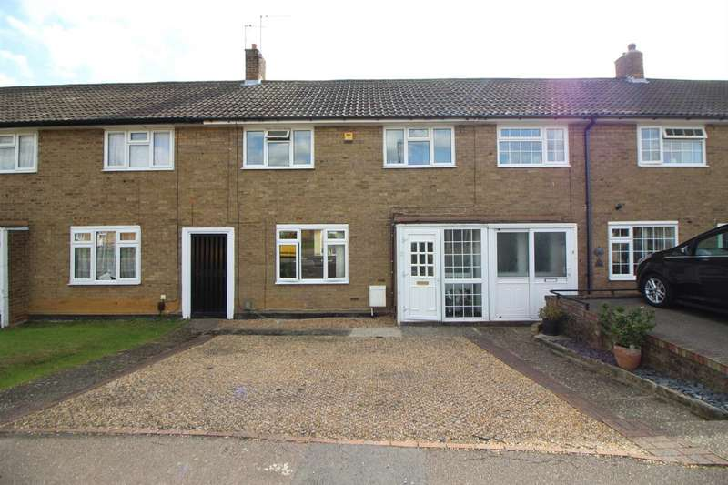 3 Bedrooms Terraced House for sale in Dewhurst Road, Cheshunt, Waltham Cross