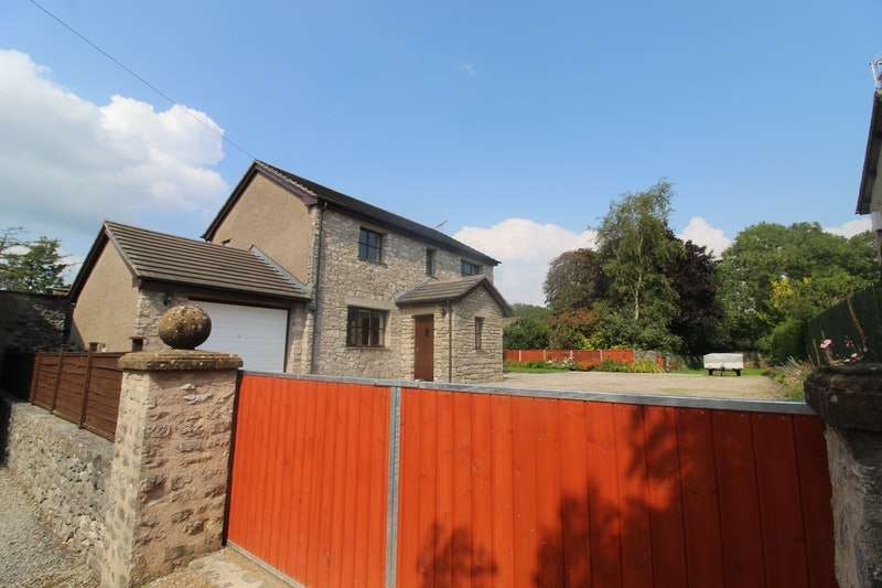 3 Bedrooms Detached House for sale in Lindeth Road, Carnforth, Lincolnshire, LA5