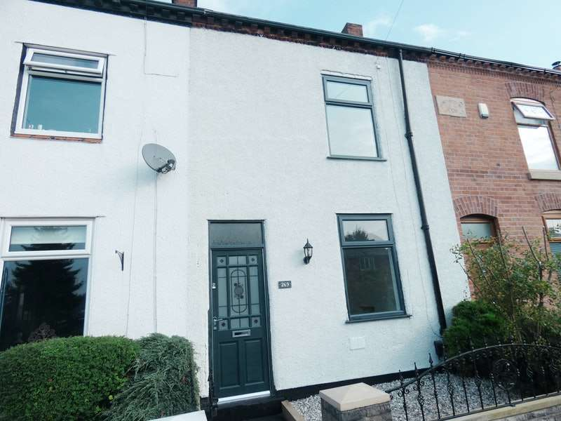 2 Bedrooms Terraced House for sale in Wigan Road, Atherton, Greater Manchester, M46