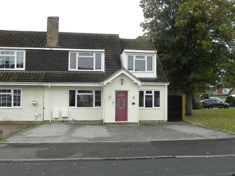 4 Bedrooms Semi Detached House for sale in Hinksey Close, Slough