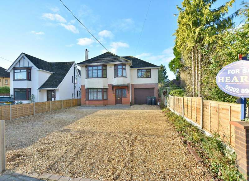 5 Bedrooms Detached House for sale in Church Road, Ferndown, Dorset, BH22 9ES