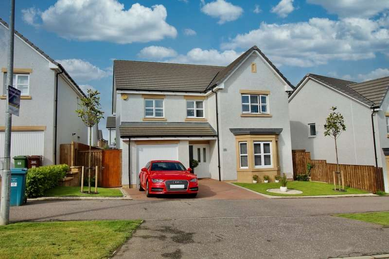 4 Bedrooms Detached Villa House for sale in Auchinleck Road, Wallacefields, G33 1PN