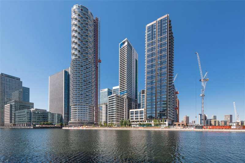3 Bedrooms Apartment Flat for sale in One Park Drive, Canary Wharf, E14