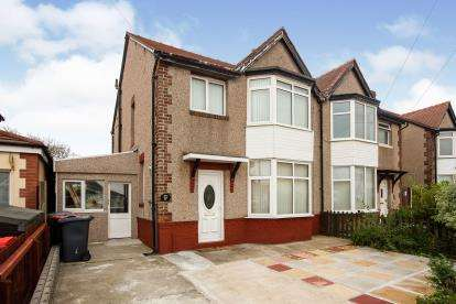 3 Bedrooms Semi Detached House for sale in St. Andrews Avenue, Thornton-Cleveleys, Lancashire, ., FY5