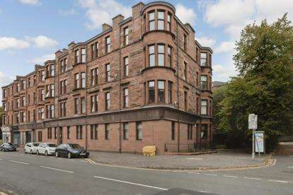 2 Bedrooms Flat for sale in Balshagray Crescent, Broomhill