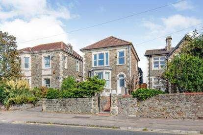 4 Bedrooms Detached House for sale in High Street, Hanham, Bristol, Gloucestershire