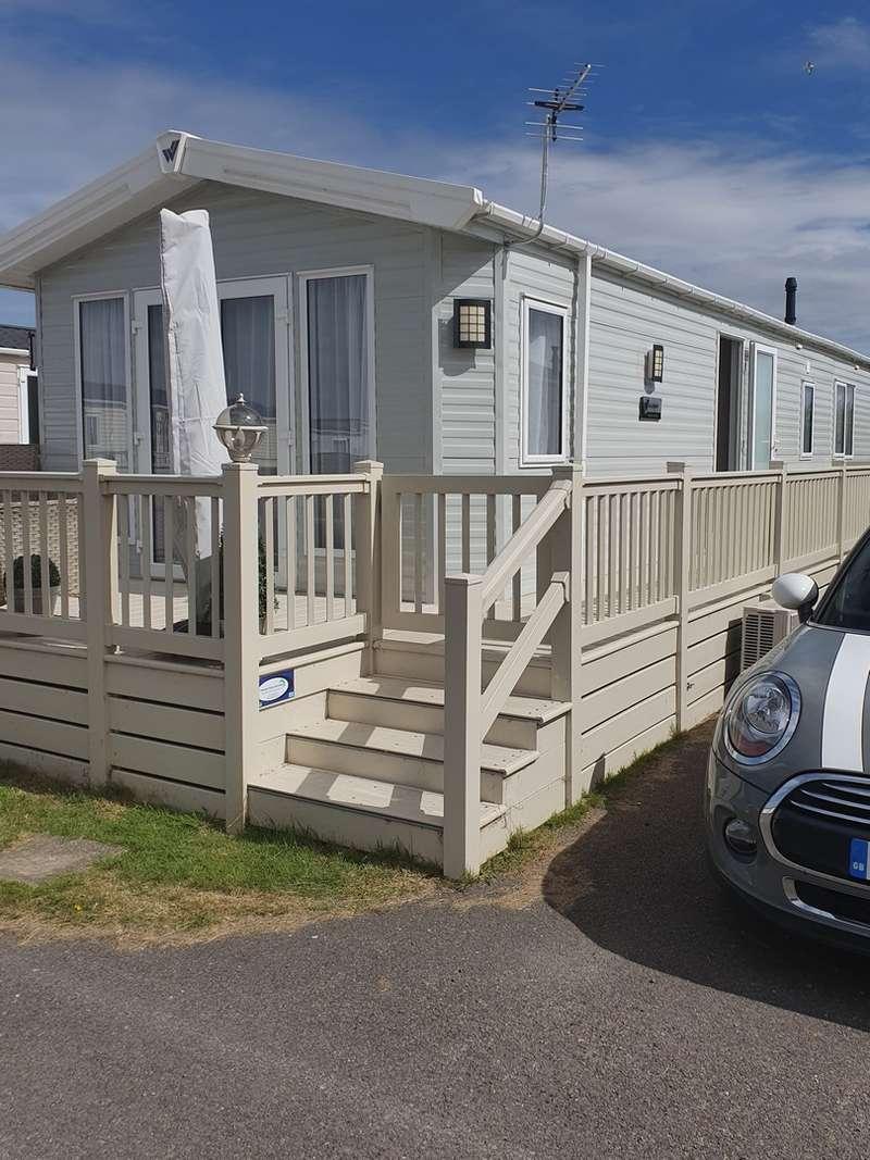 2 Bedrooms Caravan Mobile Home for sale in Wllerby Sheraton Elite, Alberta, Whitstable