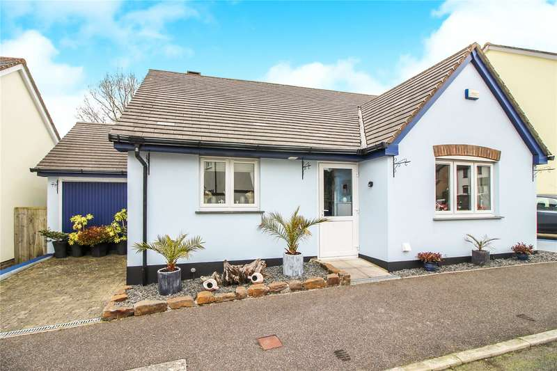 3 Bedrooms Detached Bungalow for sale in Fountain Fields, High Bickington, Umberleigh, EX37