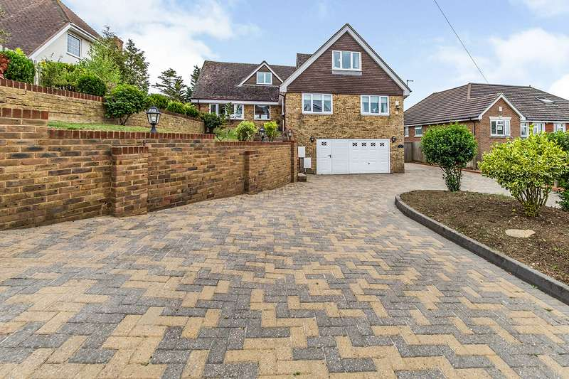 6 Bedrooms Detached House for sale in Cooling Road, High Halstow, Rochester, Kent, ME3