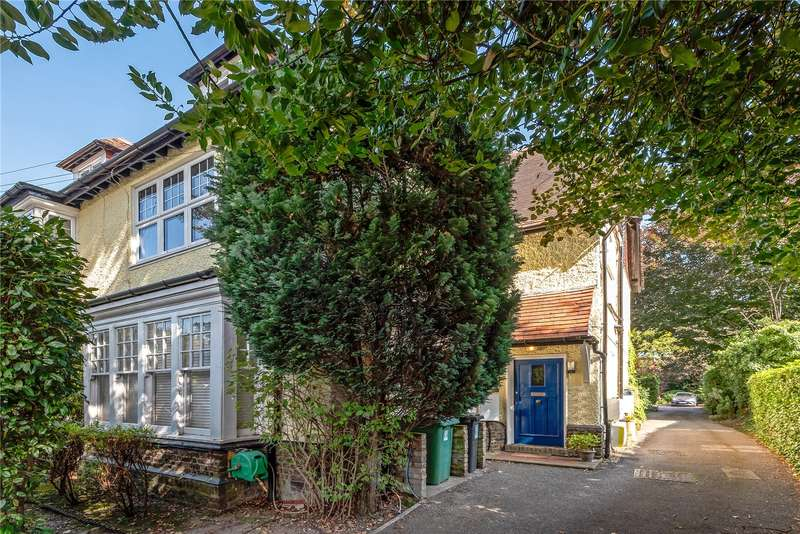 1 Bedroom Apartment Flat for sale in Denham Place, Park Avenue, Watford, WD18