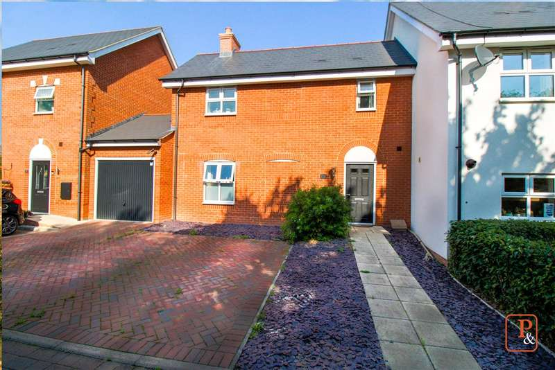 2 Bedrooms End Of Terrace House for sale in Peache Road, Colchester, CO1