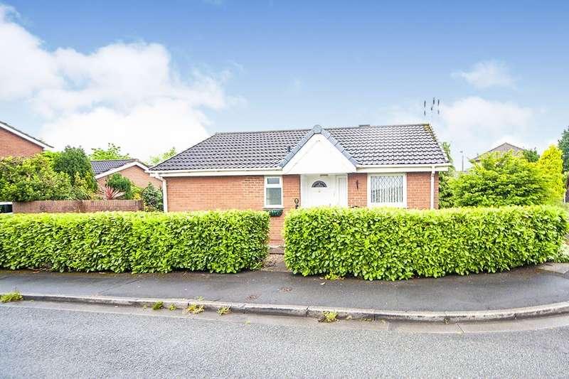 2 Bedrooms Detached Bungalow for sale in Townsway, Lostock Hall, Preston, PR5