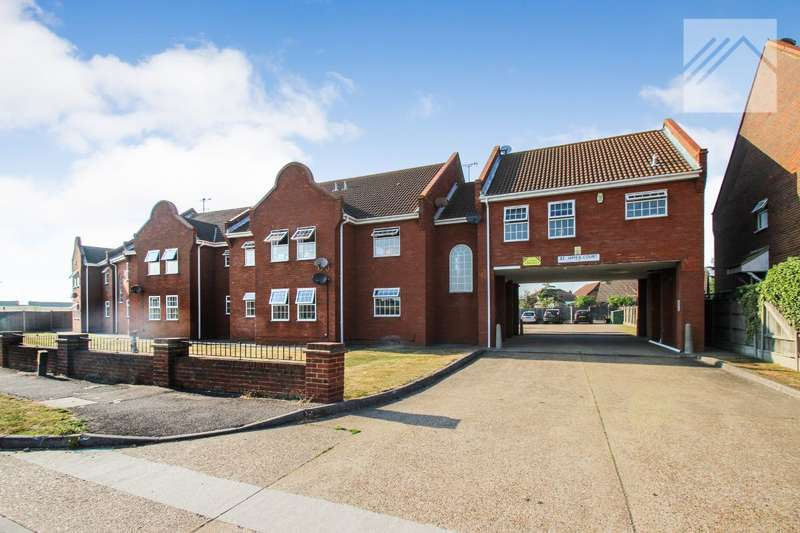 2 Bedrooms Flat for sale in Flat , St. James Court, Western Esplanade, Canvey Island