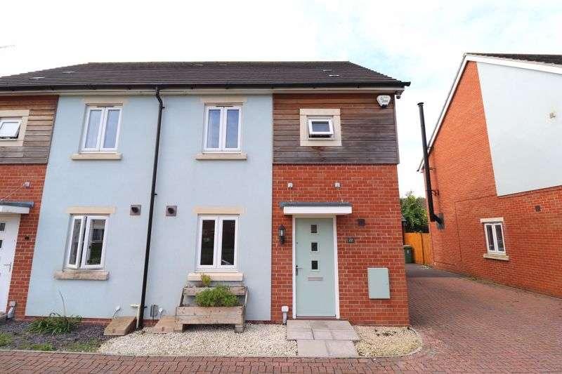 3 Bedrooms Property for rent in Oakhanger Lane Kingsway, Gloucester