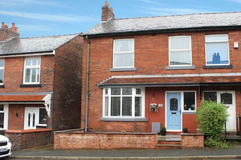 3 Bedrooms Semi Detached House for sale in Wesley Street, Royton
