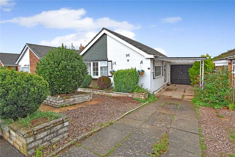 2 Bedrooms Detached Bungalow for sale in Beaconhill Drive, St Johns, Worcester