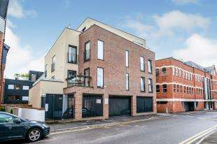 2 Bedrooms Flat for sale in Harrys Wharf, 4 Lyons Crescent, Tonbridge, Kent