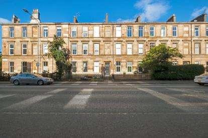 2 Bedrooms Flat for sale in Pollokshaws Road, Glasgow
