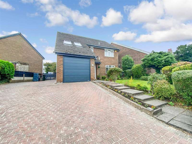 3 Bedrooms Detached House for sale in Yealand Drive, Lancaster