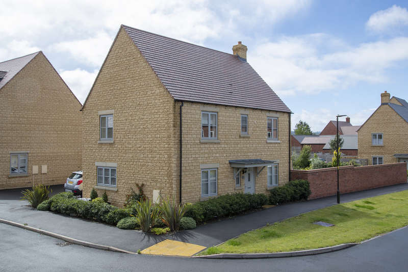4 Bedrooms Detached House for sale in Furrow Way, Mickleton