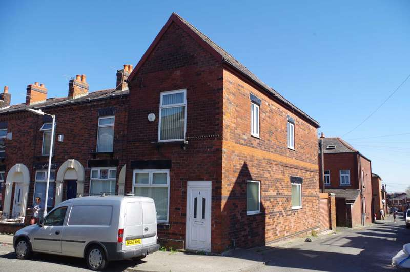 3 Bedrooms End Of Terrace House for sale in Battenberg Road, Bolton