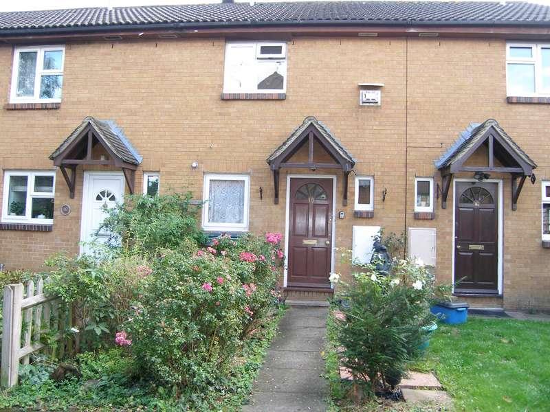 2 Bedrooms Terraced House for sale in Greensward, Bushey