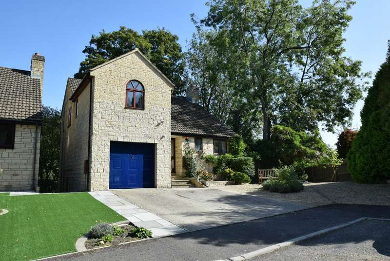5 Bedrooms Detached House for sale in Whitecroft, Nailsworth, Stroud, GL6