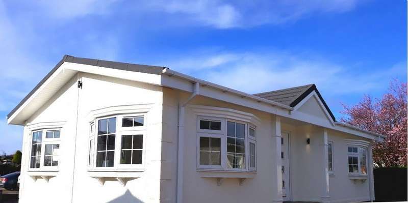 2 Bedrooms Mobile Home for sale in Residential Park Home, Deeside, Flintshire