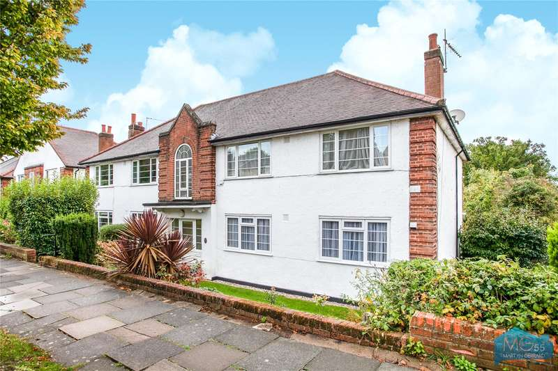 2 Bedrooms Maisonette Flat for sale in Prospect Road, Barnet, Hertfordshire, EN5