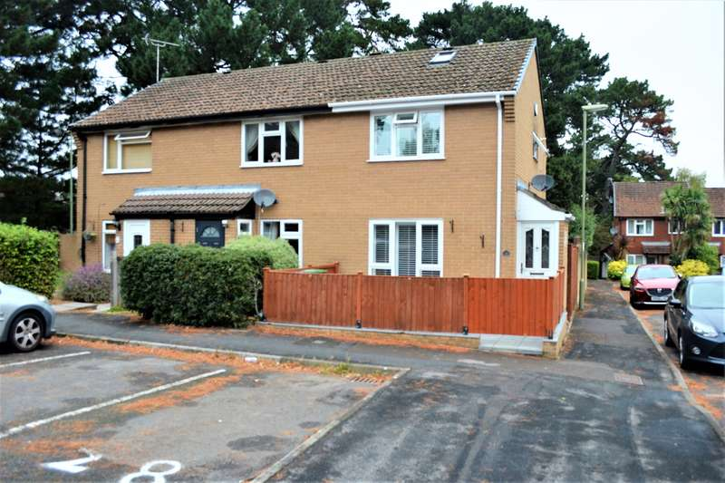 2 Bedrooms House for sale in Kennet Close, West End, Southampton, SO18