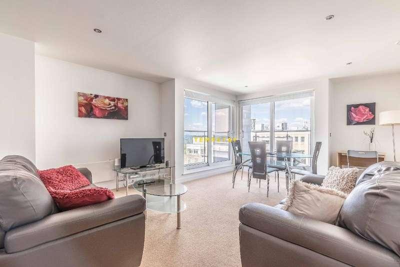 2 Bedrooms Flat for rent in High Street, Uxbridge, UB8 1GJ