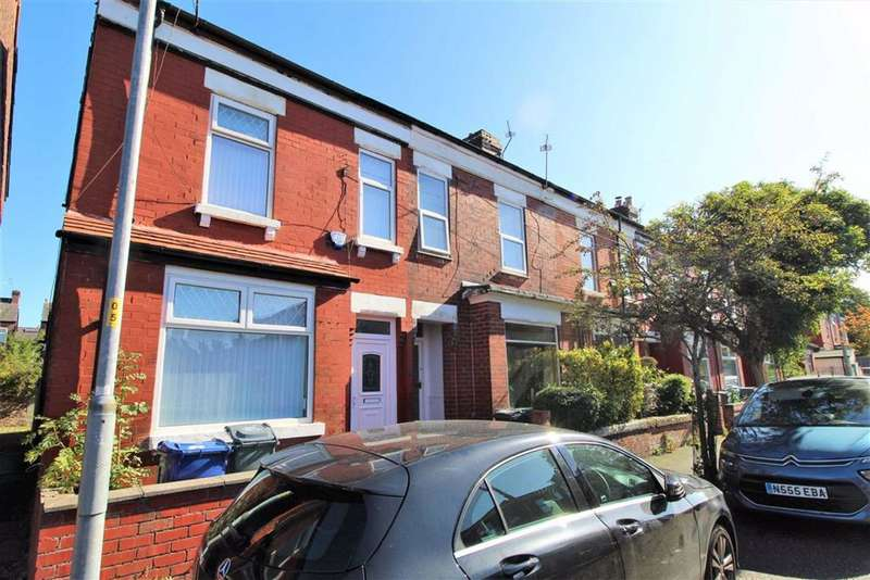 3 Bedrooms End Of Terrace House for sale in Forest Range, Manchester