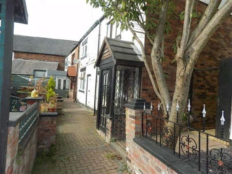 2 Bedrooms Terraced House for sale in Wards Place, Leigh, WN7 2BY