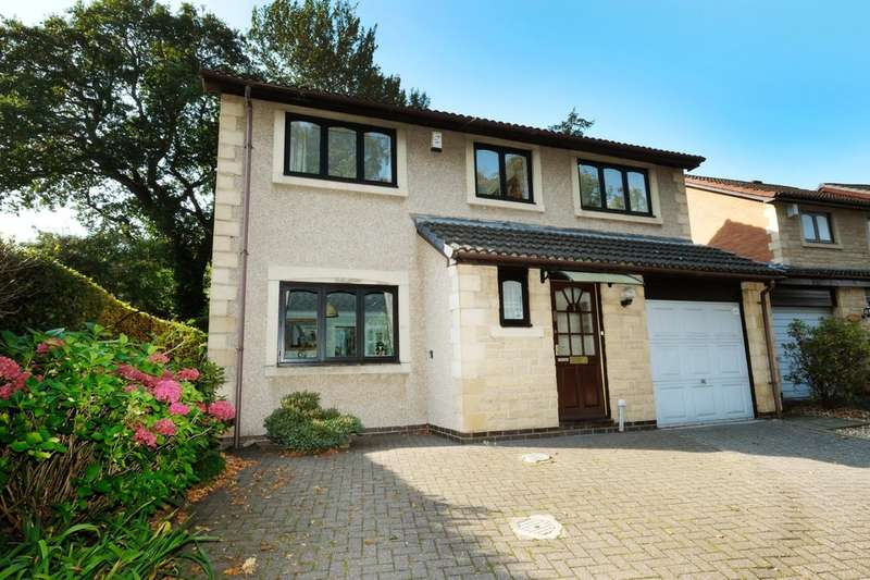 4 Bedrooms Detached House for sale in St. Acca's Court, Hexham