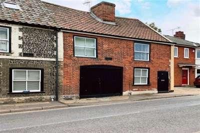 2 Bedrooms Terraced House for rent in Kings Road, Bury St Edmunds, IP33 3DJ