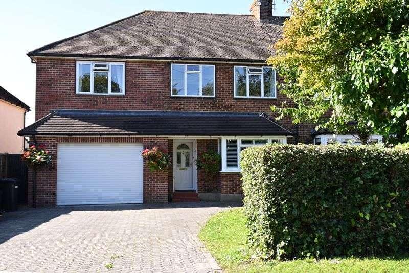 4 Bedrooms Property for sale in Spring Head Road, Kemsing, Sevenoaks