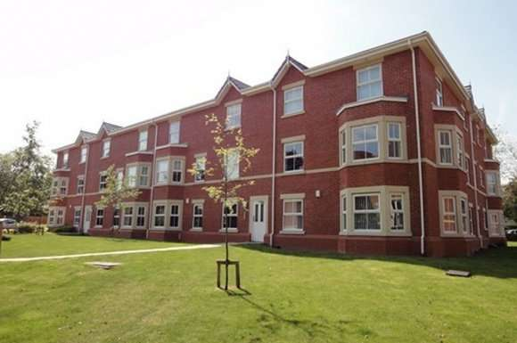 2 Bedrooms Property for rent in Trinity Gardens Shrewsbury Rd Oxton